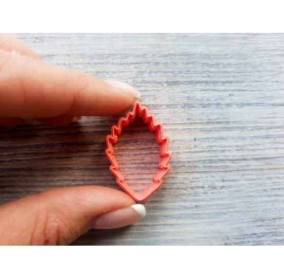 Raspberry leaf cutter, ~ 2 cm