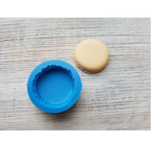Silicone mold macarons, large, ~ Ø 3 cm