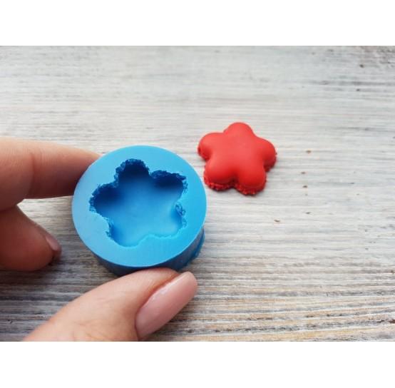 Silicone mold macarons, flower, ~ Ø 2.5 cm