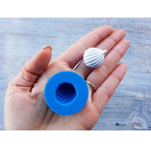 Silicone mold meringue 2, ~ Ø 2 cm