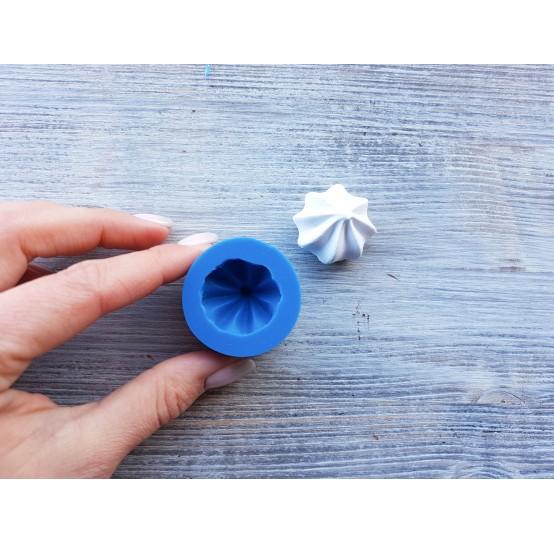 Silicone mold meringue 7, ~ Ø 2.9 cm