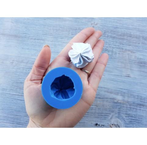 Silicone mold meringue 10, ~ Ø 3.5 cm