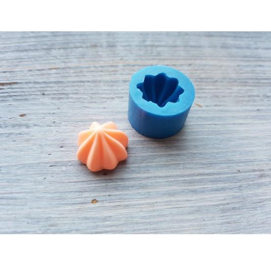 Silicone mold, cream 1, ~ Ø 1.5 cm