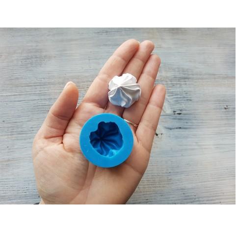 Silicone mold meringue 14, ~ Ø 3.5 cm, ~ H 2.5 cm