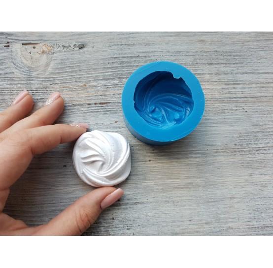 Silicone mold meringue 16, ~ Ø 4.5 cm, ~ H 1.9 cm