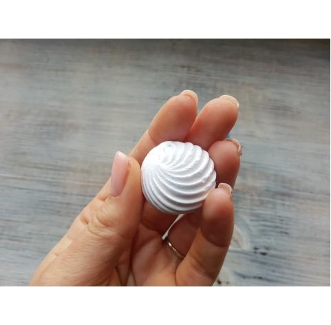 Silicone mold meringue 17, ~ Ø 3.3 cm, ~ H 1.5 cm
