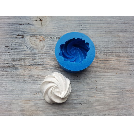 Silicone mold meringue 18, ~ Ø 4.5 cm, ~ H 2 cm