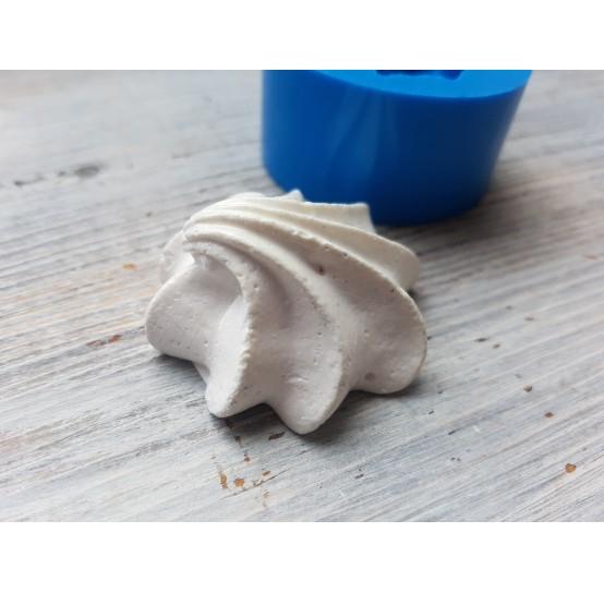 Silicone mold meringue 19, ~ Ø 4.8 cm, ~ H 2.5 cm