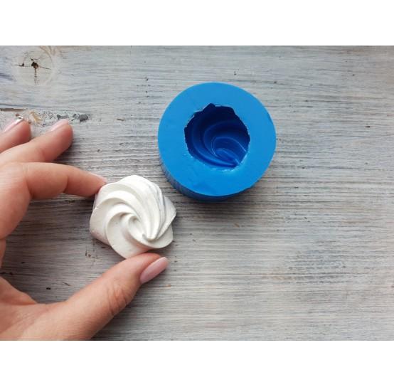 Silicone mold meringue 20, ~ Ø 4.8 cm, ~ H 1.8 cm