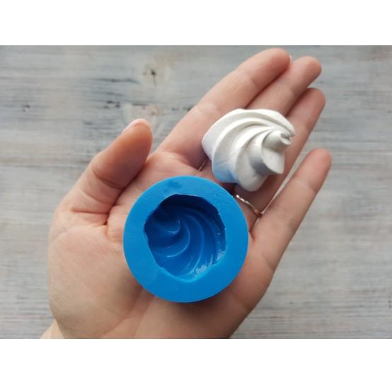 Silicone mold meringue 21, ~ Ø 4 cm, ~ H 2 cm