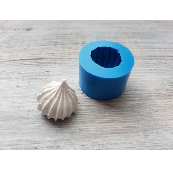 Silicone mold meringue 25, ~ Ø 2.8 cm, ~ H 2 cm