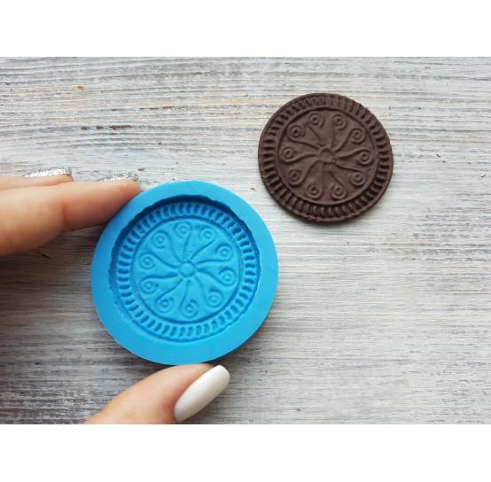 Silicone mold, gingerbread 9, ~ Ø 4.5 cm