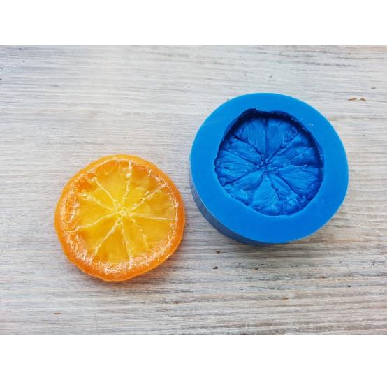 Silicone mold Dried orange, Ø 4.5 cm