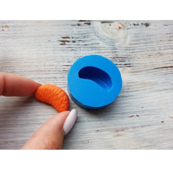 Silicone mold slice of mandarin, small, Ø 1.3-2.8 cm