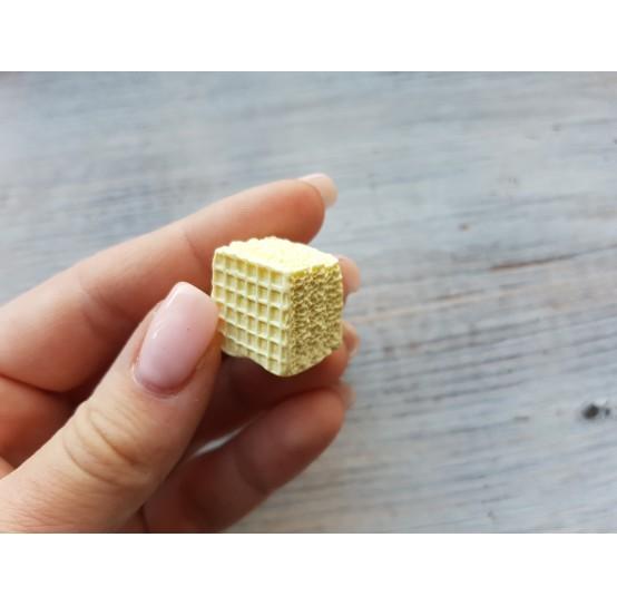 Silicone mold, waffle, ~ 1.4*1.8 cm, ~ H 2 cm