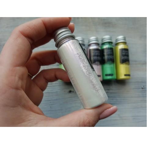 Pastel color pigments SAHARA, white, 10 gr