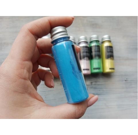 Pastel color pigments SAHARA, blue, 10 gr