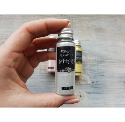 Pastel color pigments SAHARA, grey, 10 gr