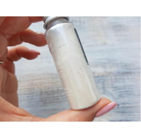 Metallic pigments SAHARA, white, 10 g