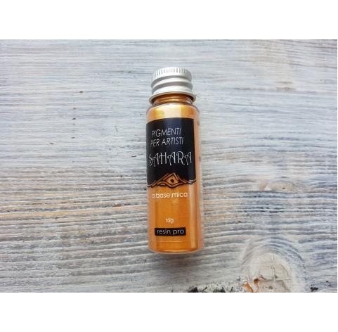 Metallic pigments SAHARA, gold, 10 g