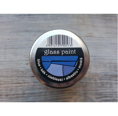 PENTART solvent based paint, blue, 30 ml