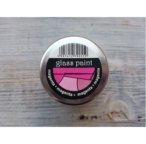 PENTART solvent based paint, magenta, 30 ml