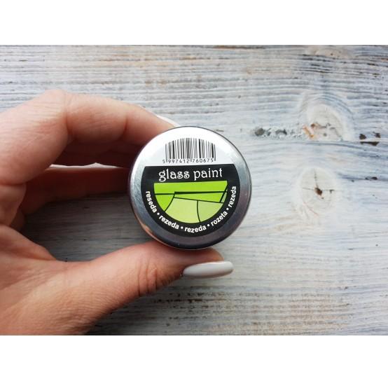 PENTART solvent based paint, reseda, 30 ml