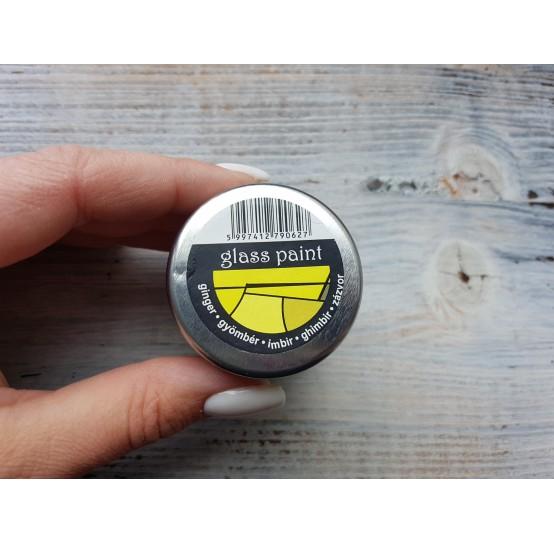 PENTART solvent based paint, ginger, 30 ml