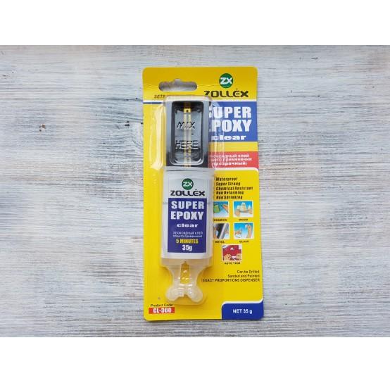 Epoxy glue Zollex, 35 g