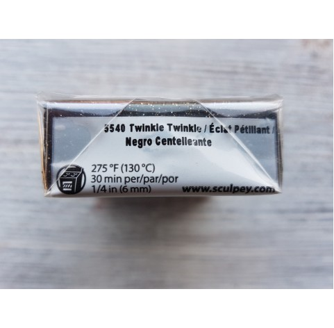 Sculpey Premo Accents oven-bake polymer clay, twinkle twinkle, Nr. 5540, 57 gr