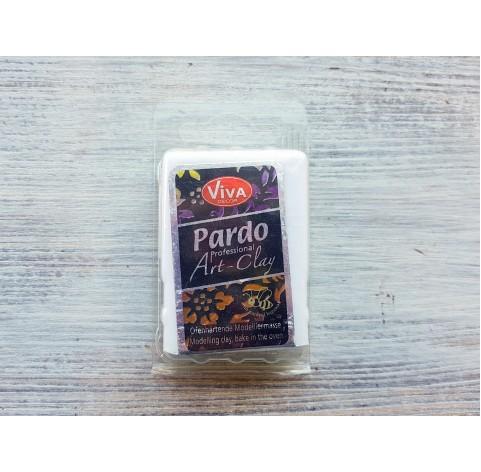 PARDO oven-bake polymer clay, translucent, 56 gr