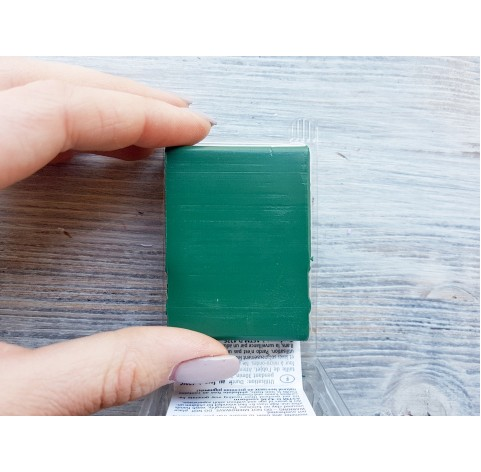 Pardo Jewelry and Art oven-bake polymer clay, apatite green, Nr. 704, 56 gr