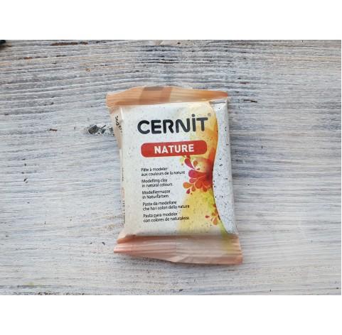 Cernit Nature oven-bake polymer clay, granite, Nr. 983, 56 gr