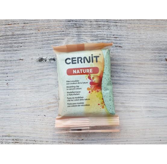 Cernit Nature oven-bake polymer clay, basalt, Nr. 988, 56 gr