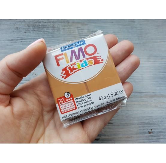 FIMO Kids oven-bake polymer clay, light brown, Nr. 71, 42 gr