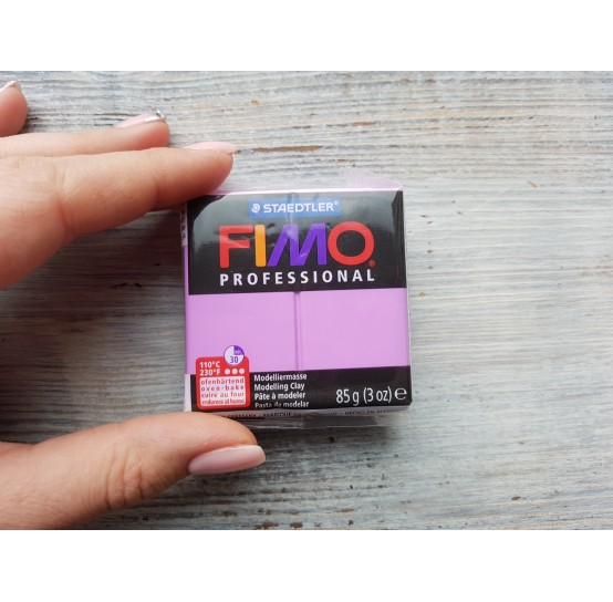 FIMO Professional oven-bake polymer clay, lavender, Nr. 62, 85 gr