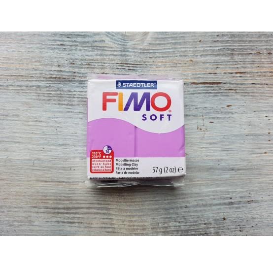 FIMO Soft oven-bake polymer, lavender, Nr. 62, 57 gr
