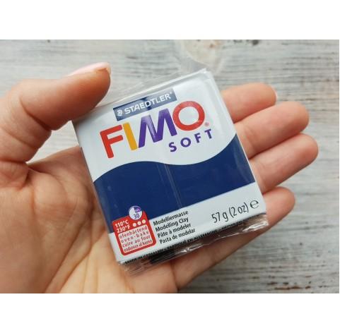 FIMO Soft oven-bake polymer clay, windsor blue, Nr. 35, 57 gr