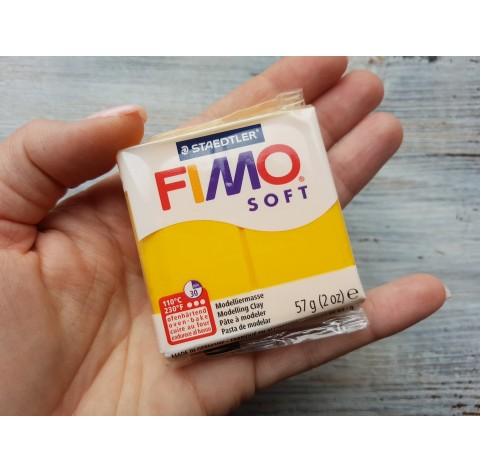 FIMO Soft oven-bake polymer clay, sunflower, Nr. 16, 57 gr