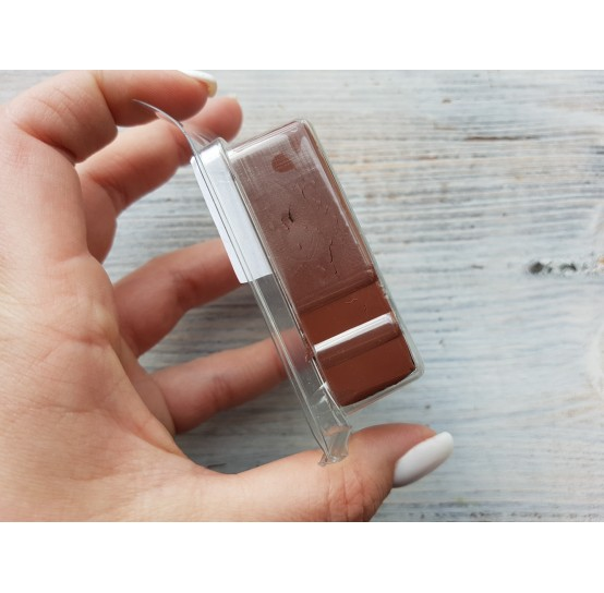 Pardo Jewelry and Art oven-bake polymer clay, garnet, Nr. 402, 56 gr