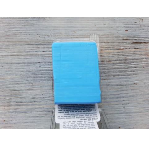 PARDO oven-bake polymer clay, light blue translucent, Nr. 613, 56 gr
