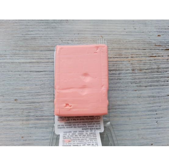 PARDO oven-bake polymer clay, orange translucent, 56 gr