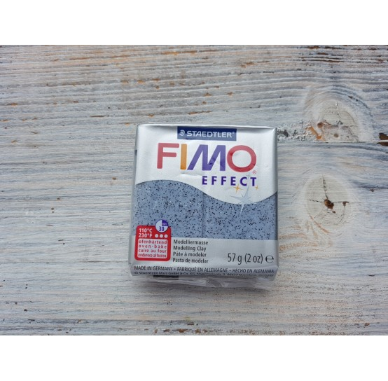FIMO Effect oven-bake polymer clay, granite, Nr. 803, 57 gr