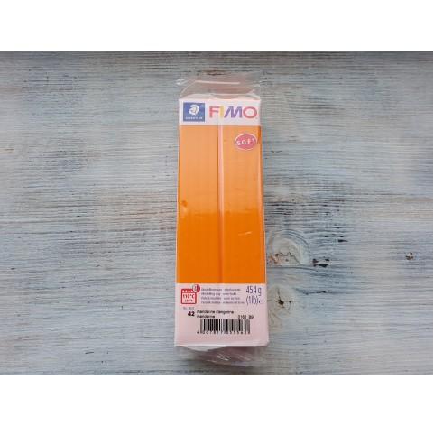 FIMO Soft oven-bake polymer clay, tangerine, Nr. 42, 454 gr