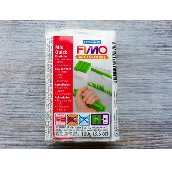 Mix quick FIMO softener for polymer clay / plastic, 100 g