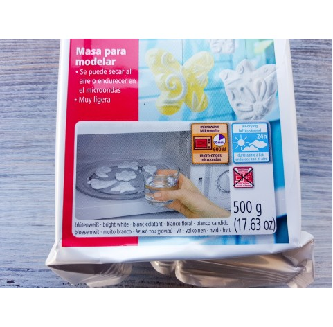 Fimo Air Light modelling clay, white, 500 g