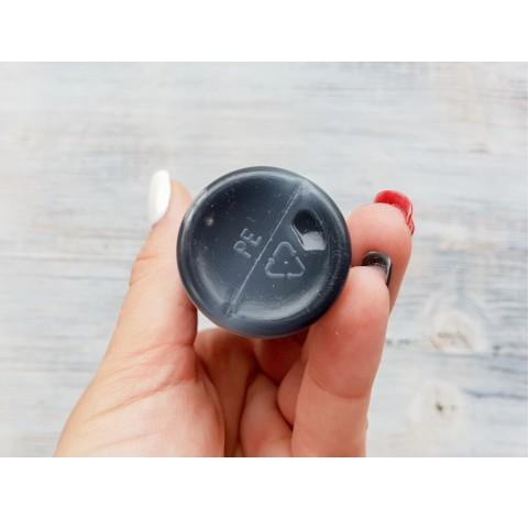 FIMO Deco gel, liquid polymer clay, Black, 50 ml