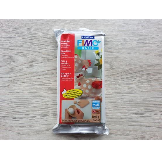 Fimo Air Basic modelling clay, flesh, 1 kg