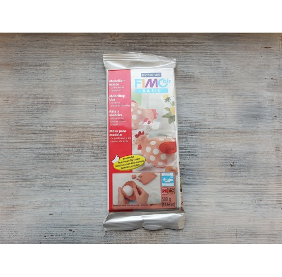 Fimo Air Basic modelling clay, terracotta, 500 g