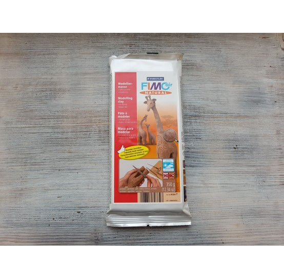 Fimo Air Natural modelling clay, sandstone, 350 g